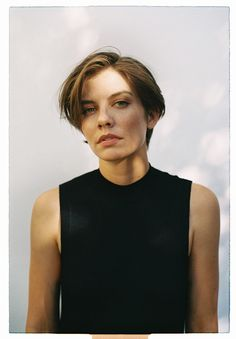 Is The Walking Dead Star Lauren Cohan Dating Someone? Know About her Affairs Hair Inspo, Hair Inspiration, Writing Inspiration, Lauren Cohen, Maggie Greene, Androgynous Hair, Pixie Cut, Hair Goals, New Hair