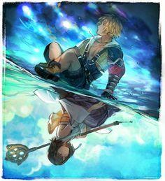 Yuna Final Fantasy, Final Fantasy Cosplay, Final Fantasy Artwork, Final Fantasy Characters, Final Fantasy Collection, Fantasy Series, Fantasy World, Tidus And Yuna, Fantasy Couples