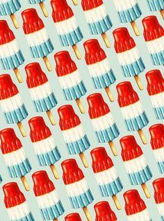 Bomp Pop Pattern By Kelly Gilleran
