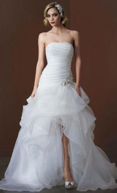 David's Bridal AI26010039: buy this dress for a fraction of the salon price on PreOwnedWeddingDresses.com