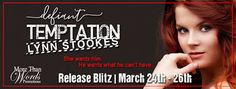 Defiant Temptation (Harden #3) by @Lynn_Stookes - @MTWPromotions - More Than Words, #Adult, #Romance, #Suspense, 5 out of 5 (exceptional) - March