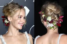 Die schönsten Wiesnfrisuren Amanda Crew, Allison Williams, Kirsten Dunst, Emily Ratajkowski, Jennifer Lawrence, Diamond Earrings, Crown, Jewelry, Fashion