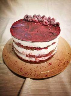 Málnás-csokis túrótorta hozzáadott cukor nélkül Cukor, Kaja, Tiramisu, Foods, Ethnic Recipes, Food Food, Tiramisu Cake