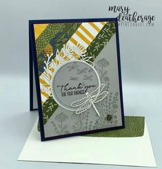 Stamping Up Cards, Rubber Stamping, Dragonfly Images, Laser Cut Paper, Online Tutorials, Circle Punch, Specialty Paper, My Stamp, Dandy