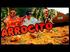 Arrocito (Parodia Despacito - Luis Fonsi ft. Daddy Yankee) Como hacer una paella valenciana - YouTube Paella Valenciana, Daddy Yankee, Youtube, Video Clip, Songs, Rice, Youtubers, Youtube Movies