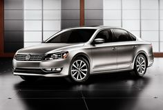 2012 Volkswagen Passat TDI... Oh my car except silver.. I like that color a lot. I like mine but this color is AWESOME