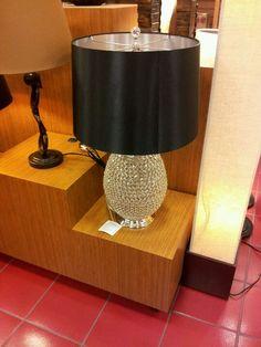 Sparkle lamp at pier 1
