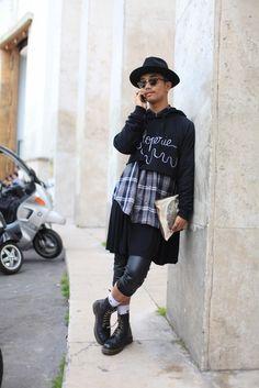 Paris Mens Fashion Week street style