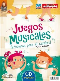 Juegos Musicales por Liz Andrade Physical Activities For Kids, Music For Toddlers, Bingo, Poetry For Kids, Music School, Music Class, English Fun, Music Theory, Teacher Hacks