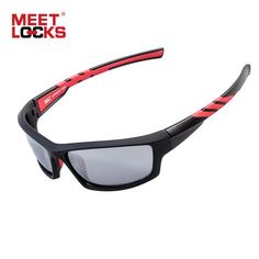 8e86816c47e96 MEETLOCKS Cycling Glasses Polarized Sports Sunglasses Protection for Riding  Fishing Riding Eyewear oculos ciclismo