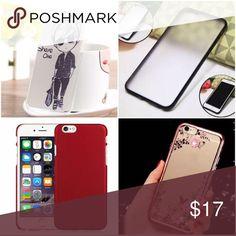 Bundle iPhone 6 Plus cases Save $$. New cases Accessories Phone Cases