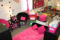 This is what I would LOVE my classroom to look  like