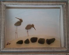 Kids Swing, Child Swing, Shadow Box, Pebble Pictures, Childhood Days, Beach Umbrella, Sea Glass Art, Canvas Paper, Mother And Child