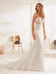 7a4622c1e Descubre cuál es tu vestido ideal según la forma de tu cuerpo