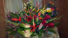 Large modern style arrangement for information call The Little Shop OF flowers in Stillwater, OK 405-372-1200