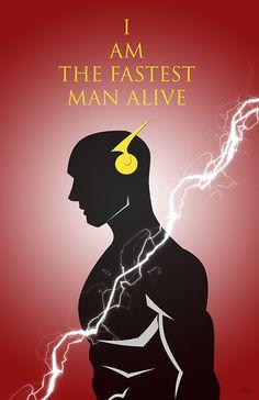 The Flash by Jason Chin