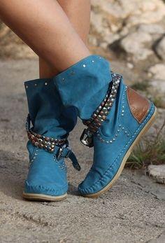 Hector Ibiza boots