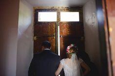 Casamento Boho-Rústico na Fazenda – Mel