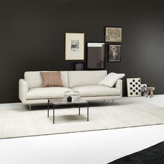 Futon sofa beds are a great piece of furniture should you be looking for an item that is not only … Wooden Futon, Basel, Sofa Furniture, Furniture Design, Black Accent Walls, Futon Sofa Bed, Futon Frame, Sofa Inspiration, Homes