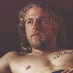 Charlie Hunnam aka Jax Teller from Sons of Anarchy