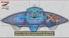 """L'UFO di Tesla era completo di ogni possibile tecnologia (come l'antigravità) e optional, alimentato da energia libera trasmessa dalla """"Torre di Tesla""""."""