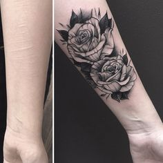 19-Year-Old Wanted To Cover Up Her Self-Harm Scars But All Tattoo Artists Refused To Help. Except One