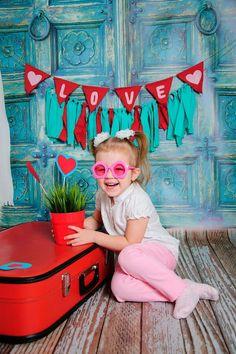 Детская фотосессия ко Дню Св. Валентина www.vk.com/landdarindeti