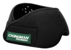 Kingman KT Training Paintball Neck Protector - Black
