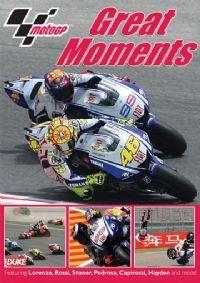 MotoGP - Great Moments (New DVD) Rossi Lorenzo Hayden Stoner Pedrosa