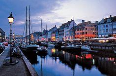 Halvat lennot Kööpenhamina