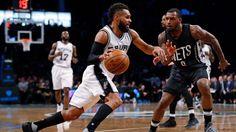 Spurs-Nets Recap: No Kawhi, Tony, Manu, Or Pau, No Problem For San Antonio