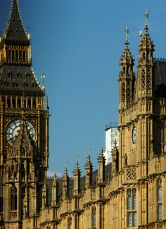 Houses of Parliament London, England | by cherigrace