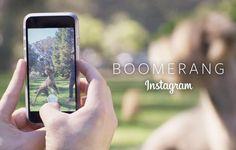 İnstagram'da Boomerang Kullanımı
