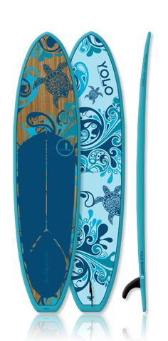 YOLO Eclipse 10'6 - Sea Turtle-SOLD OUT!  Wish it wasn't sold out :-(