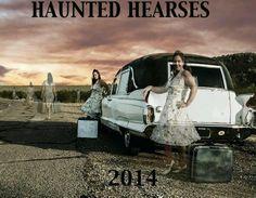 cea2f736a0f Haunted Hearses Wall Calendar Casket