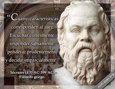 Sócrates, filósofo griego.