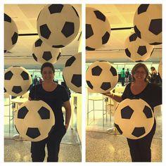 Soccer Birthday Parties, Soccer Party, Soccer Banquet, Wc Design, Football Themes, Bat Mitzvah, Minions, Presentation, Superhero