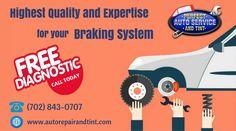 Brake Repair Services in North Las Vegas