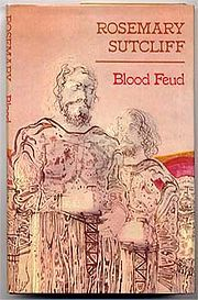Blood Feud: Sold into slavery to the Northmen in the tenth century, a young Englishman becomes involved in a blood feud which leads him to Constantinople and a totally different way of life. Historical Fiction Authors, Vintage Children's Books, Way Of Life, Book Collection, Childrens Books, Literature, Blood, The Past, Novels