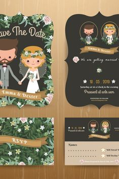 23 Fully Unique, Up-To-Date And Also Low-Budget Wedding Invitation Ideas.