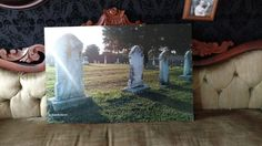 Hey, I found this really awesome Etsy listing at https://www.etsy.com/listing/293266593/graveyard-metallic-mounted-ready-to-hang