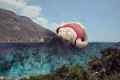 Fotomontajlarıyla Yaratıcılığın Sınırlarını Zorlayan Sanatçı: Monica Carvalho Sanatlı Bi Blog 32
