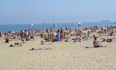 Barcelona with Kids | Barcelona's Beaches | Things To Do in Barcelona with Children