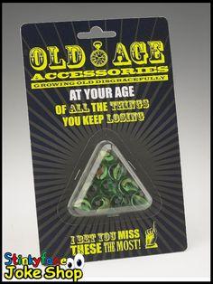 Joke Old Age Gifts