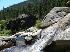 California Camping: Grover Hot Springs State Park