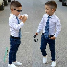 Trendy ideas for baby boy fashion style ideas hair cut Baby Outfits, Outfits Niños, Little Boy Outfits, Toddler Boy Outfits, Toddler Wedding Outfit Boy, Boys Dress Outfits, Toddler Boy Haircuts, Little Boy Haircuts, Haircuts For Boys