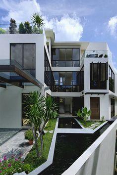the-riot-lion:  italian-luxury:  italian-luxury:  Modern Mansion
