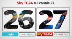 Sky TG24 Canale27 sul digitale terrestre - Palinsesto 28 Gennaio 2015