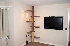 Some Points Makes Cat Wall Shelves More Impressive And Nicely ...