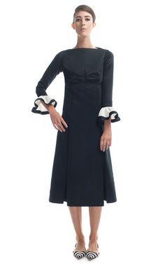 Marc Jacobs  Boat Neck Dress - classy !